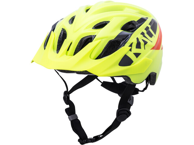 Kali Chakra - Casco de bicicleta Niños - amarillo